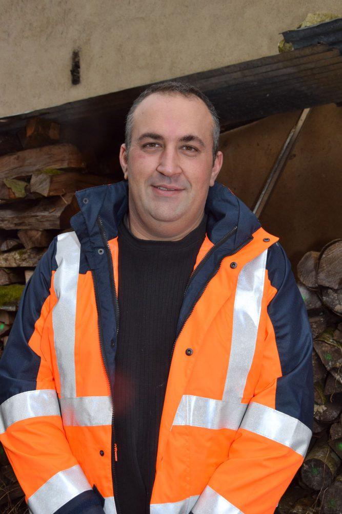 Nouveau garant de la forêt : M.KRAGULJ Nenad