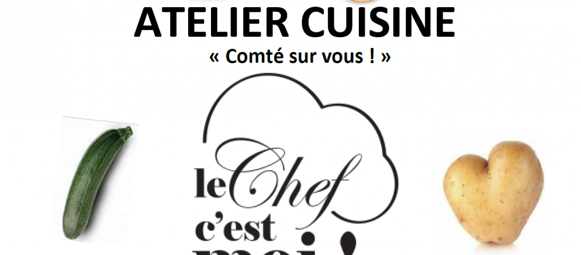 Nouveauté rentrée 2017 : Ateliers cuisine à la Passerelle - Espace Citoyen