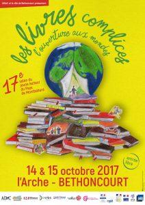 17ème salon du jeune lecteur du Pays de Montbéliard