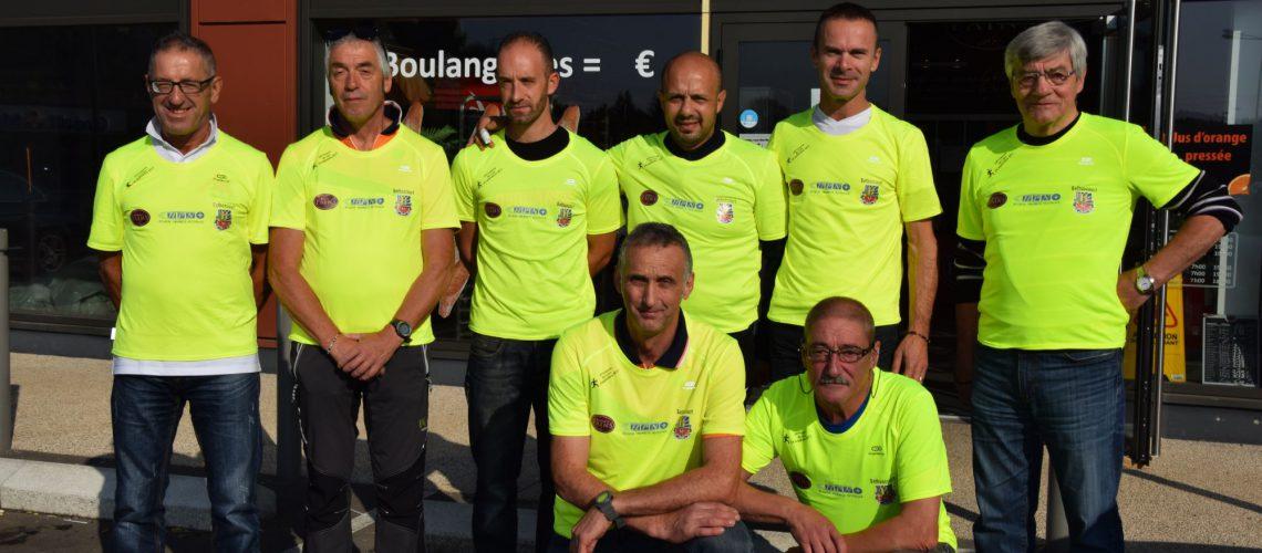 Les Bethoncourtois sur la course du Lion 2017