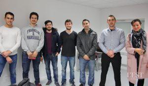 Bethoncourt De jeunes travailleurs Espagnols chez PSA