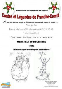 Contes et légendes de Franche-Comté : La Tante Arie