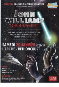 Orchestre d'Harmonie de Beaulieu Mandeurre