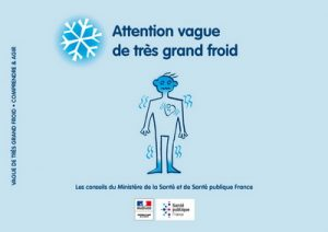 Vague de très grand froid sur la France !