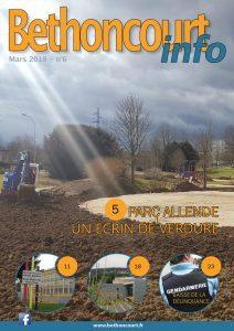 Magazine – Mars 2018