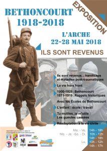 Bethoncourt 1918-2018 - ils sont revenus