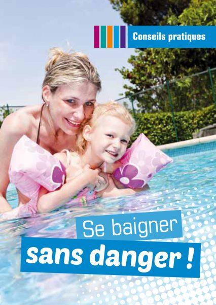 Se baigner sans danger - Brochure