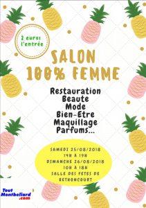 Salon 100% Femme