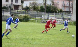 43ème Challenge Baverey-Martinez avec l'amicale des vétérans du foot de Bethoncourt