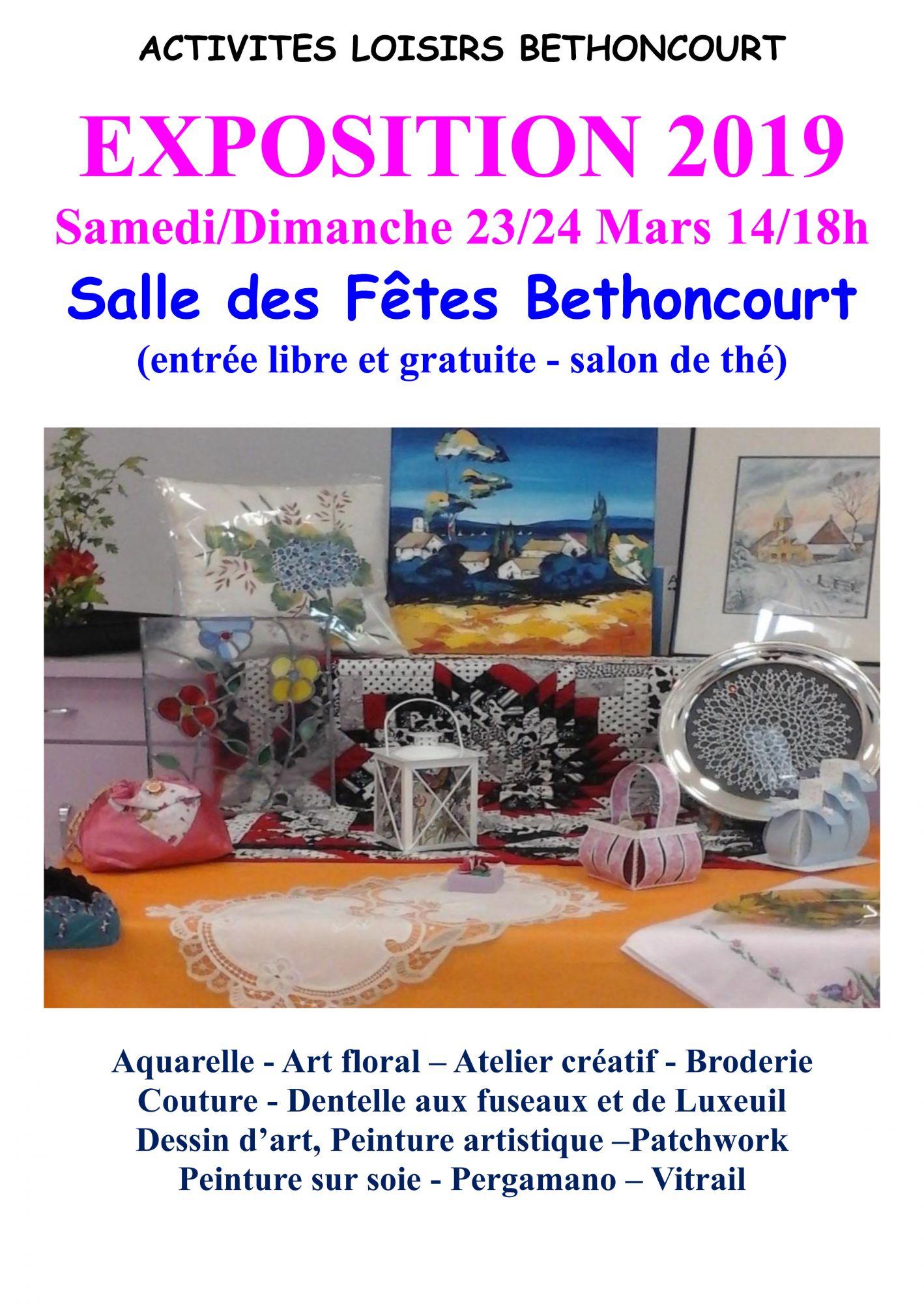 Cours De Dessin Montbéliard exposition activités loisirs bethoncourt - mairie de