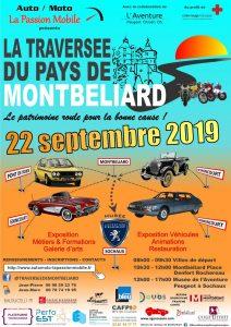 Traversée du Pays de Montbéliard