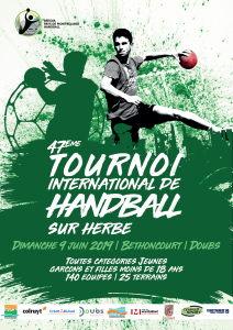 47ème tournoi international de handball sur herbe