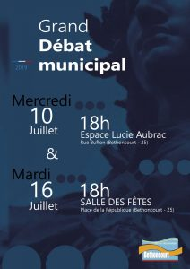 Grand Débat municipal