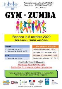 Association La Lizaine / GYM & ZUMBA