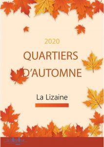 Programme vacances automne 2020
